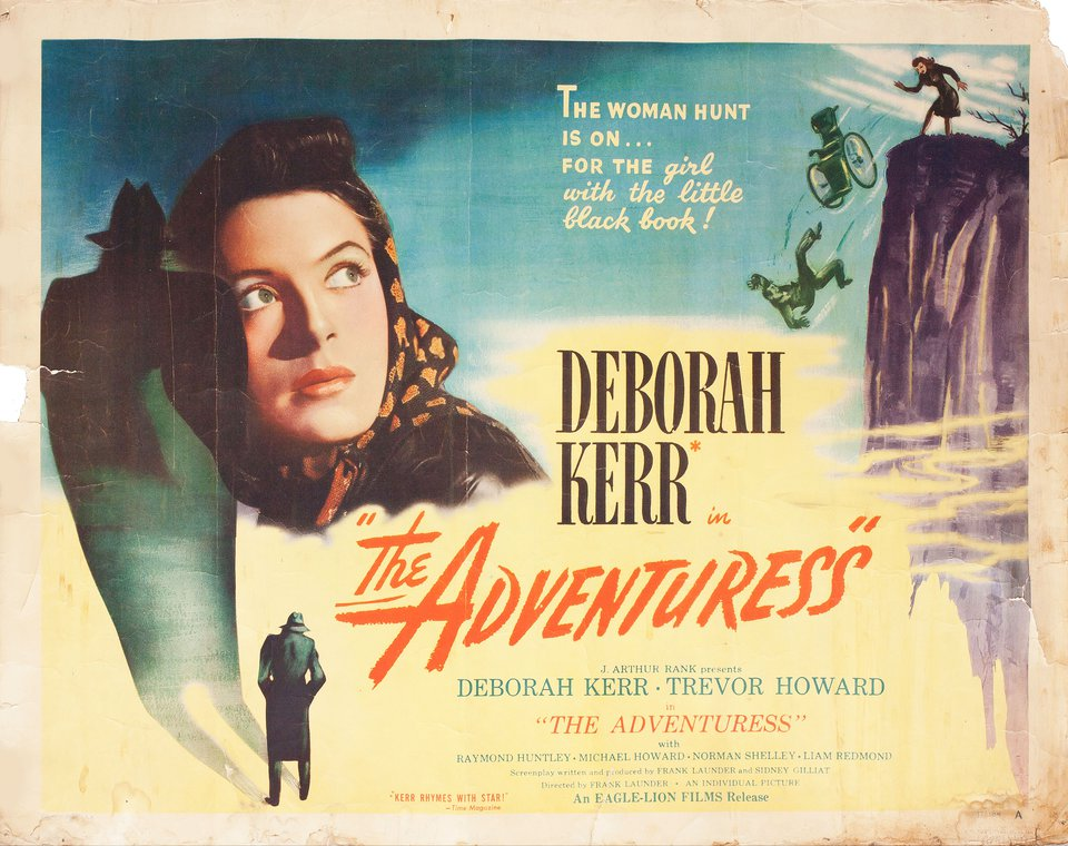 I See a Dark Stranger aka The Adventuress(1946) US lobby card