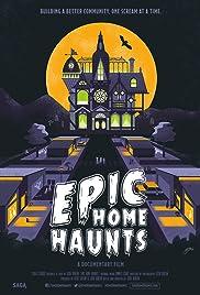Epic Home Haunts Poster