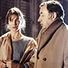 Jane Birkin and Philippe Noiret in L'ami de Vincent (1983)