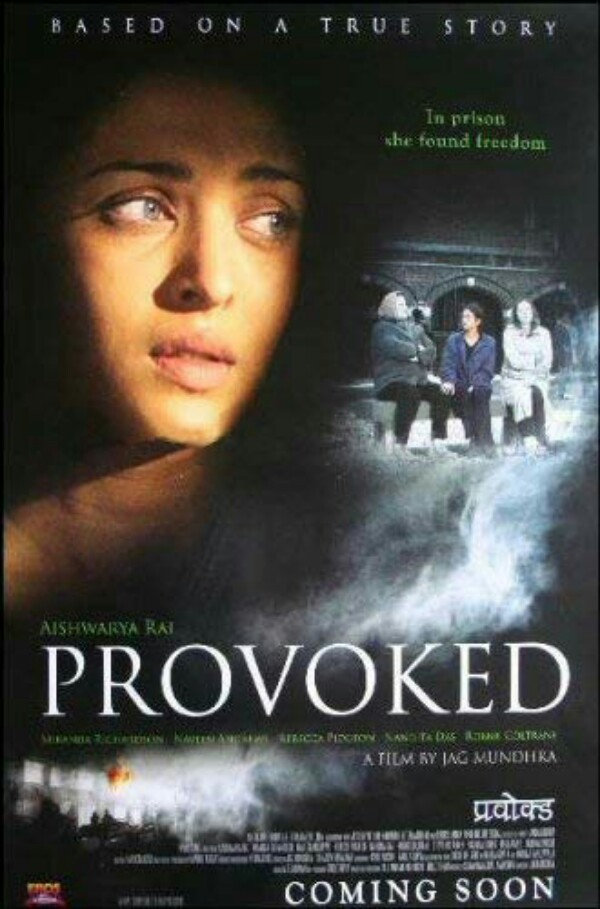 Provoked (2006) Hindi Movie 358MB HDRip Download