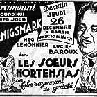 Les soeurs Hortensia (1935)