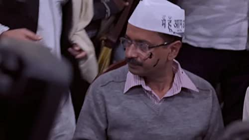 """A non-fiction drama chronicling the most outrageous political debut in the largest democracy in the world, """"An Insignificant Man"""" follows Arvind Kejriwal and his insurgent party as they look to shake up Indian politics while struggling to keep their own idealism alive."""