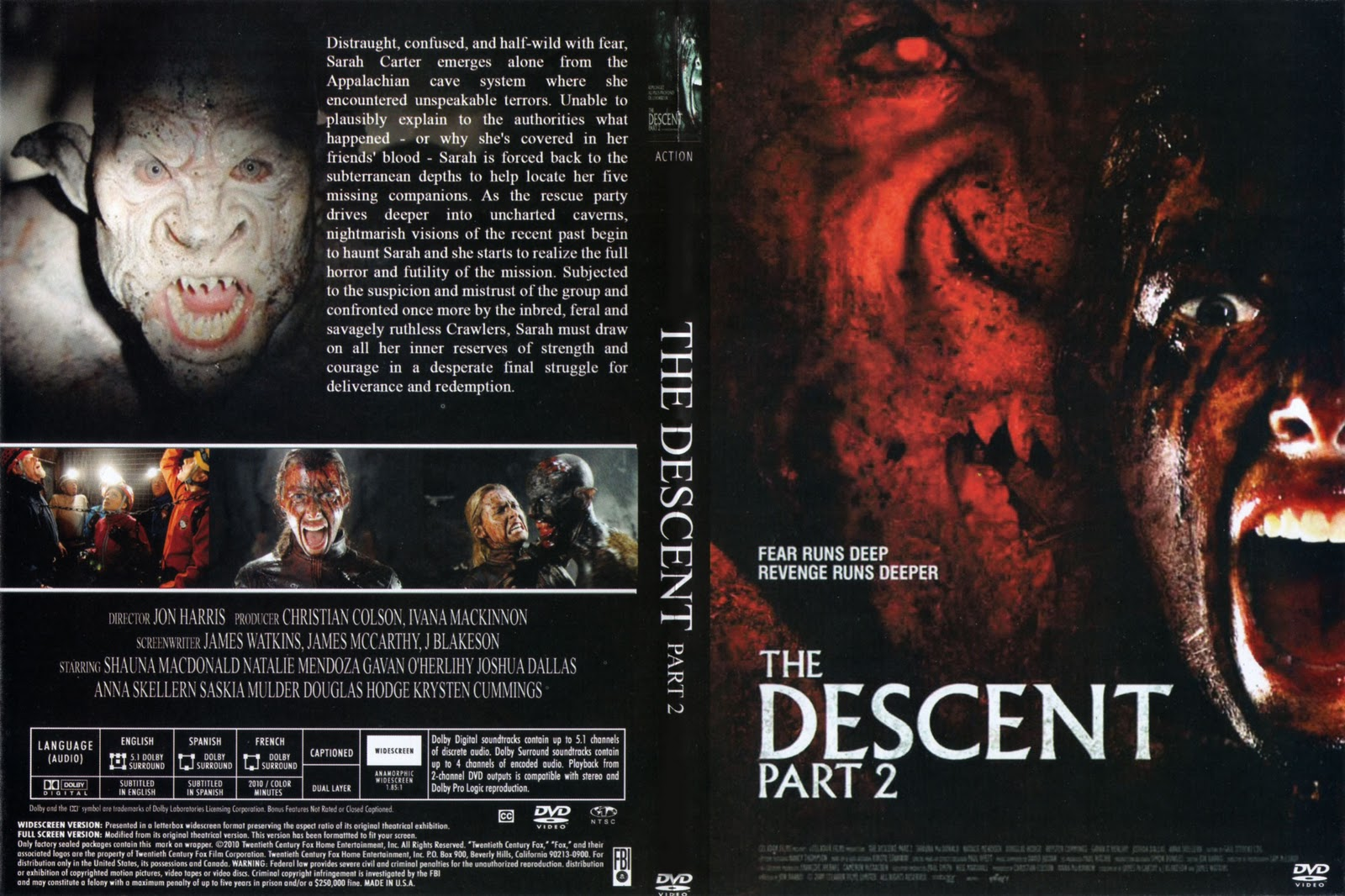 descent part 2 full movie