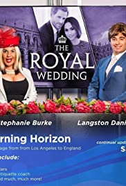 BBZ Good Morning Horizon: The Royal Wedding LIVE Coverage Poster