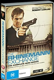 The Rhinemann Exchange Poster