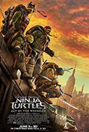 Teenage Mutant Ninja Turtles: Out of the Shadows (2016) 1080p