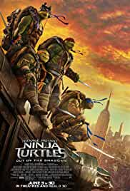 Teenage Mutant Ninja Turtles: Out of the Shadows (2016) HDRip Russian Movie Watch Online Free