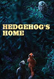 Hedgehog's Home Poster