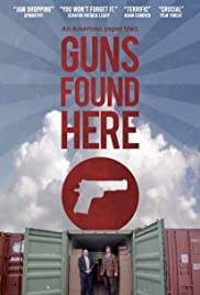 Guns Found Here Poster