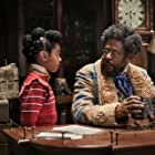 Forest Whitaker and Madalen Mills in Jingle Jangle: A Christmas Journey (2020)