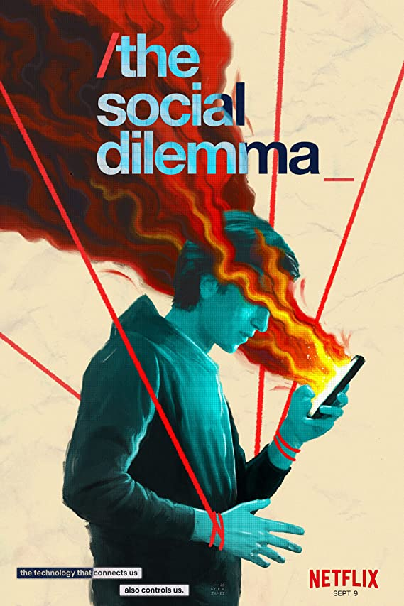 The Social Dilemma (2020) Hindi Dubbed