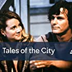 Laura Linney and Paul Gross in Tales of the City (1993)