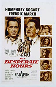 The Desperate Hours by Mark Robson