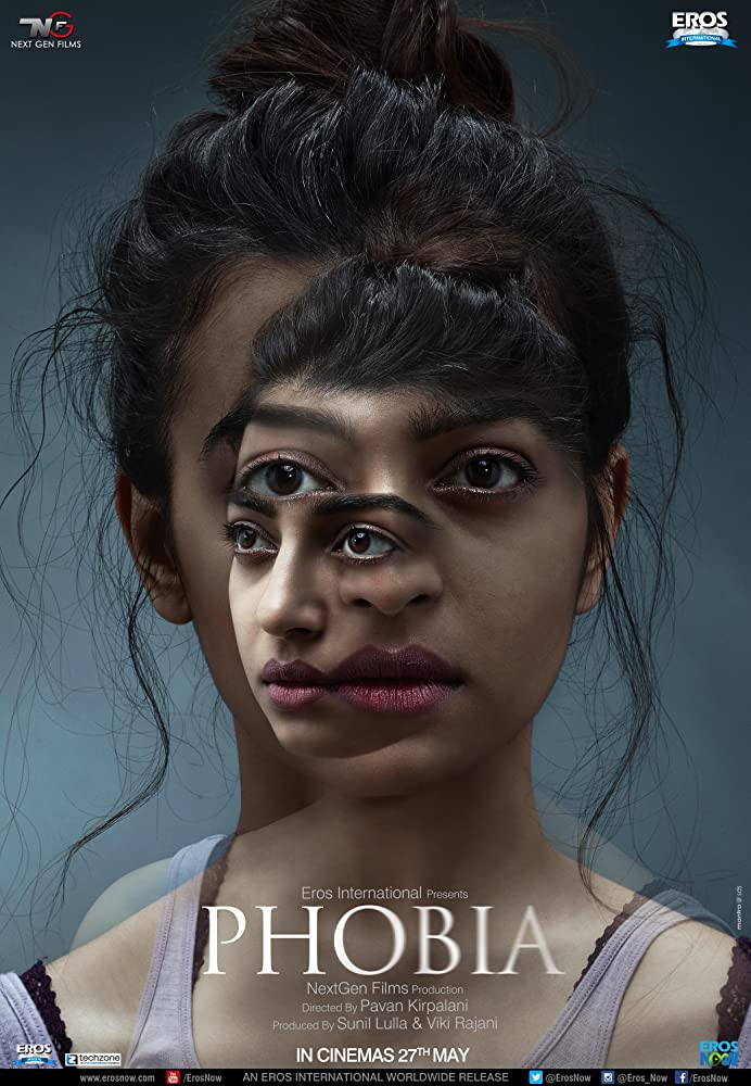 Phobia (2016) Hindi Full Movie