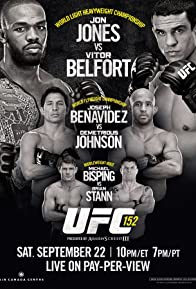 Primary photo for UFC 152: Jones vs. Belfort