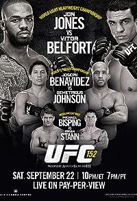 Primary photo for UFC 152: Jones vs. Belfort