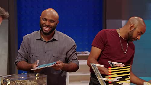 Lego Masters: Mel & Jermaine Are Very Confident With Their Build