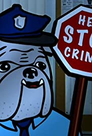 Crime Dog Poster