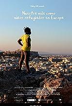 Nuestra vida como niños refugiados en Europa