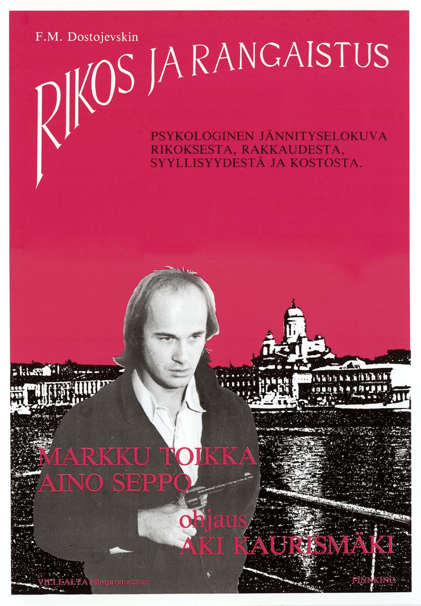 Crime and Punishment (1983) - IMDb