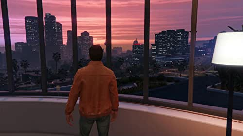 Grand Theft Auto V (PS5 Trailer)