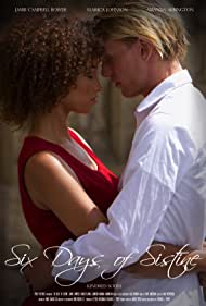 Jamie Campbell Bower and Elarica Johnson in Six Days of Sistine (2019)