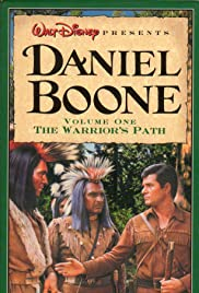 Daniel Boone: The Warrior's Path Poster