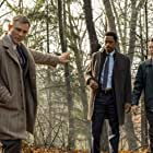 Daniel Craig, Noah Segan, and LaKeith Stanfield in Knives Out (2019)