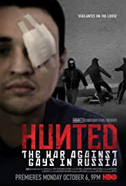 Hunted: The War Against Gays in Russia Poster
