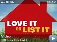 Love It Or List It Tv Series 2008 Imdb