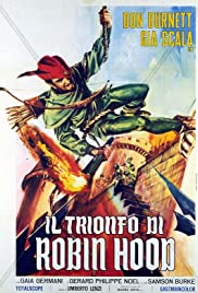 The Triumph of Robin Hood Poster