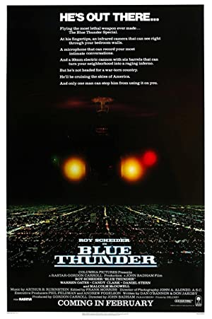 Permalink to Movie Blue Thunder (1983)