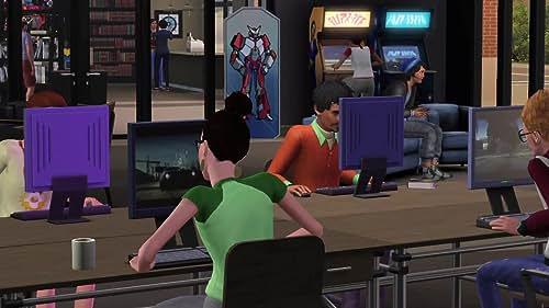 The Sims 3: University Life Producer Walkthrough