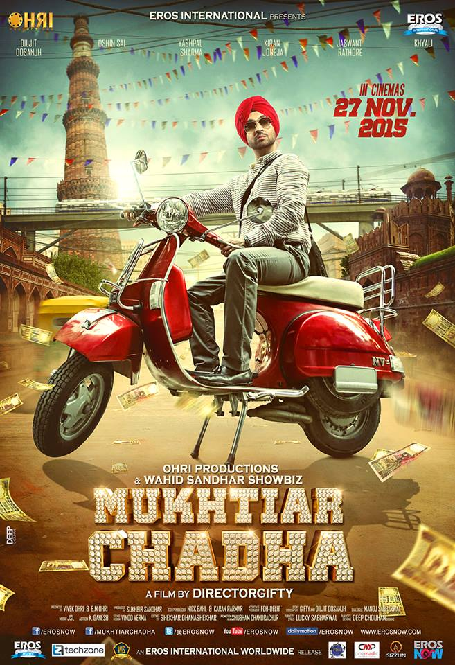 Mukhtiar Chadha Full Punjabi movie Watch free