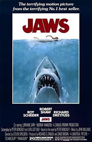 Movie Jaws (1975)