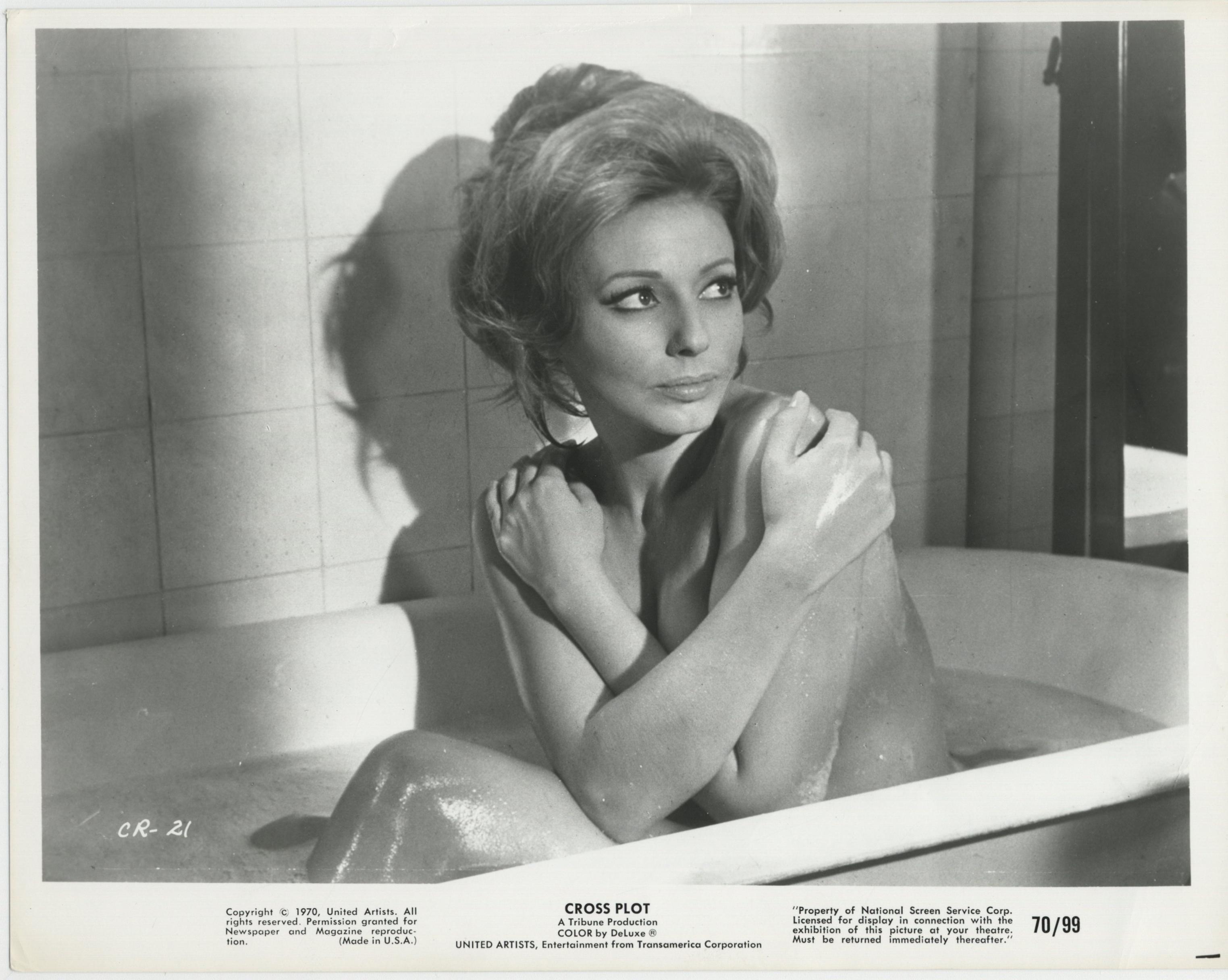 Claudie Lange Nude Photos 47