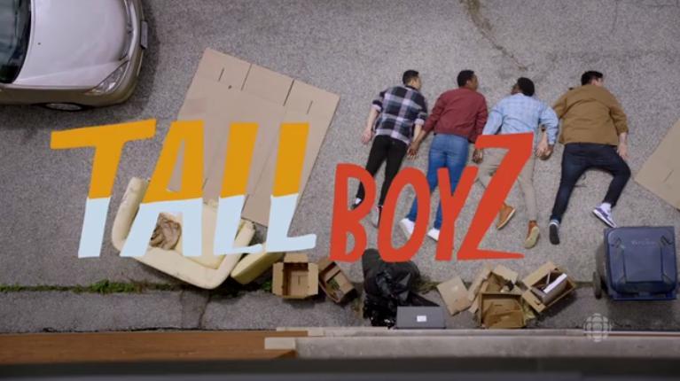 Guled Abdi, Franco Nguyen, Vance Banzo, and Tim Blair in TallBoyz (2019)