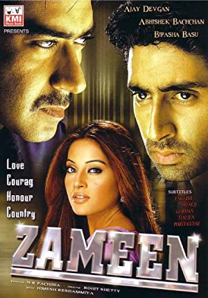 Robin Bhatt (screenplay) Zameen Movie