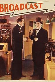 Stuart Erwin and Donald Novis in The Big Broadcast (1932)