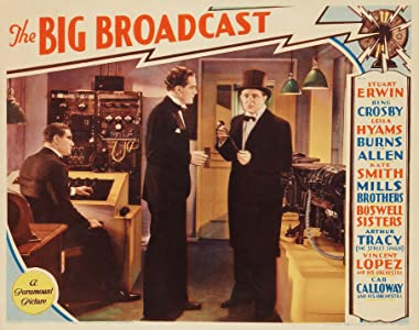 Sites can download full movies The Big Broadcast A. Edward Sutherland [WEB-DL]