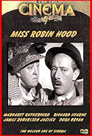 Richard Hearne and Margaret Rutherford in Miss Robin Hood (1952)