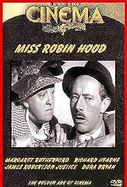 Miss Robin Hood Poster