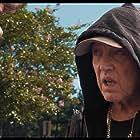 Christopher Walken and Drew Scheid in The War with Grandpa (2020)
