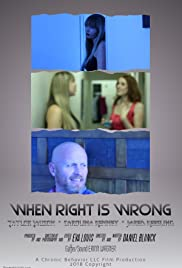 When Right Is Wrong Poster