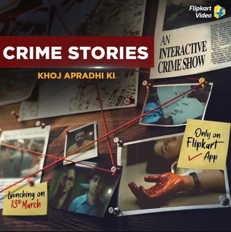 Crime Stories Khoj Apradhi Ki 2021 S01 FLPKT Original Hindi Complete Web Series 720p HDRip 3.11GB Download