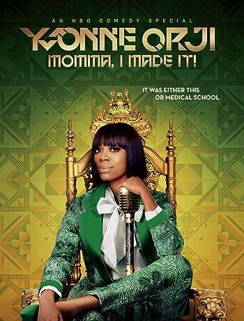 Yvonne Orji: Momma, I Made It (2020) 1080p