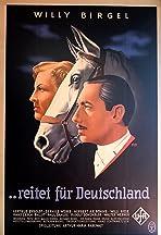 ...reitet für Deutschland