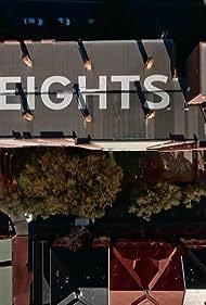 Marcus Graham, Roz Hammond, Asher Yasbincek, Noel O'Neill, Saskia Hampele, Shari Sebbens, Liam Graham, and Phoenix Raei in The Heights (2019)