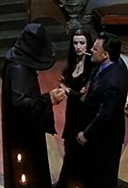 Death Visits the Addams Family Poster