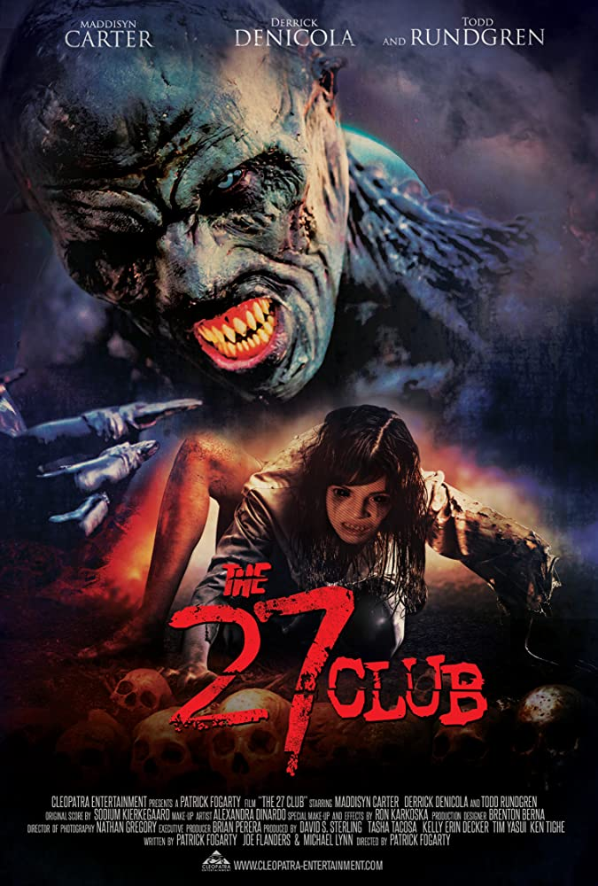 Клуб 27 2019
